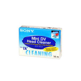 Sony DVM-12CLD Mini DV Head Cleaner Reviews