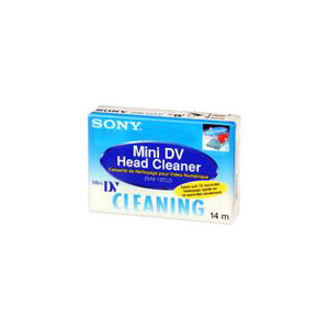 Photo of Sony DVM-12CLD Mini DV Head Cleaner Camcorder Accessory