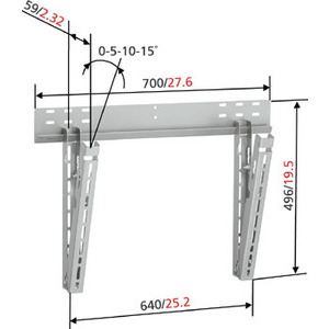 Photo of Vogel's VFW 140 TV Stands and Mount