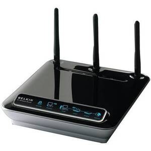 Photo of Belkin N1 Wireless Router Router