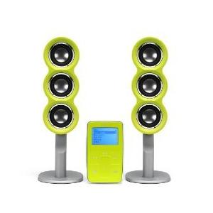 Photo of Creative I Trique 3400 Green MP3 Accessory