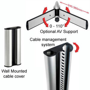 Photo of Premier Mounts PAVS-1 Cable Tidy