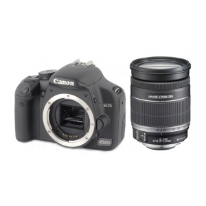 Photo of Canon EOS 450D With EF-S 18-200MM IS Lens Kit Digital Camera