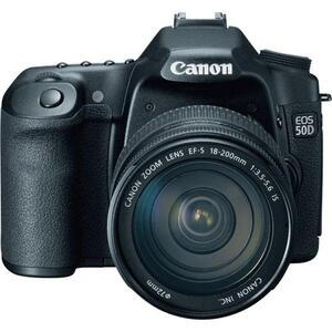 Photo of Canon EOS 50D With 17-85MM Lens Digital Camera