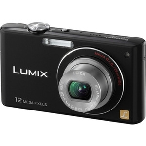Photo of Panasonic Lumix DMC-FX40 Digital Camera