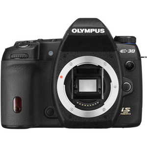 Photo of Olympus E-30 (Body Only) Digital Camera