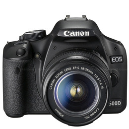 Canon EOS 500D with Canon EF-S 18-55mm IS lens Reviews