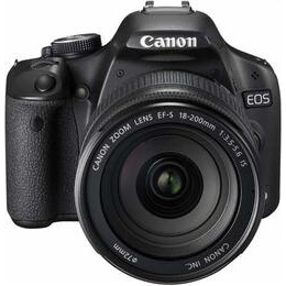 Canon EOS 500D with EF-S 18-200mm IS lens Reviews