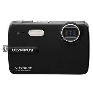 Photo of Olympus Mju 550 WP Digital Camera