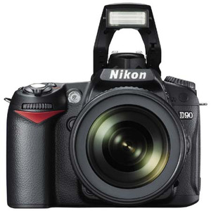 Photo of Nikon D90 With 18-200MM VR Lens Digital Camera