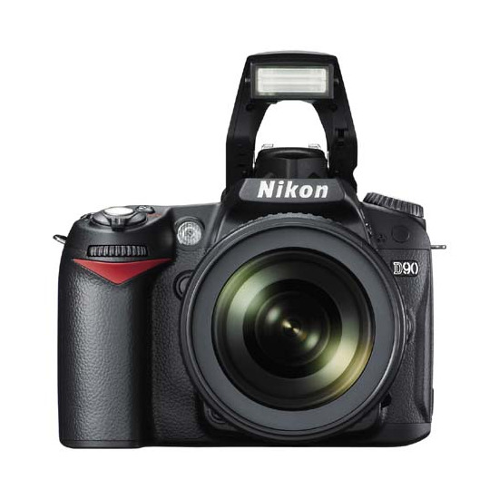 Nikon D90 with 18-200mm VR lens