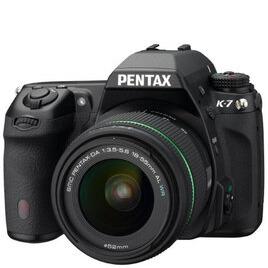 Pentax K-7 (Body only) Reviews