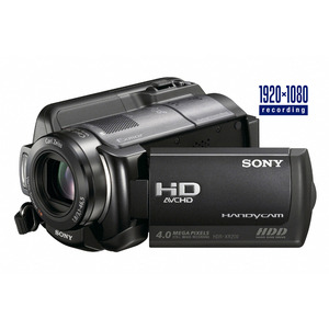 Photo of Sony HDR-XR200V Camcorder