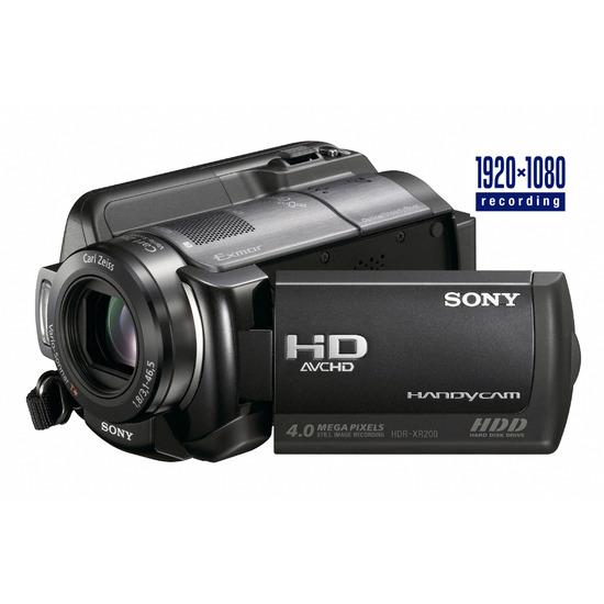 Sony HDR-XR200V