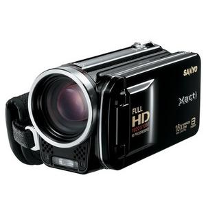 Photo of Sanyo Xacti VPC-FH1 Camcorder