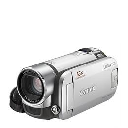 Canon Legria FS21 Reviews