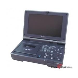 Photo of Sony GV-HD700E HDV Portable Video Recorder Camcorder Accessory