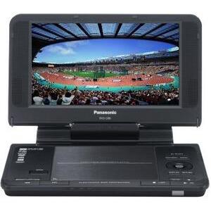 Photo of Panasonic DVD-LS86 Portable DVD Player