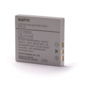Photo of Sanyo DB-L40 Battery Battery
