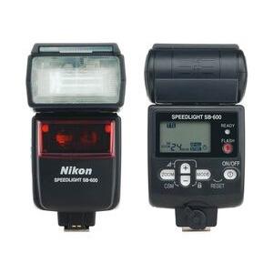 Photo of Nikon Speedlight SB-600 Camera Flash