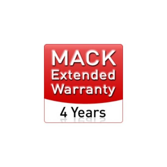 Mack 4 Year Video Camera Warranty