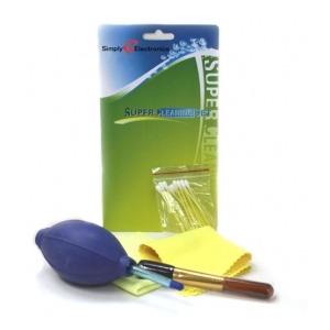 Photo of Simply Electronics 5-In-1 Cleaning Kit Cleaning Accessory