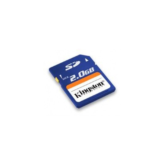 Kingston 2GB SD Card