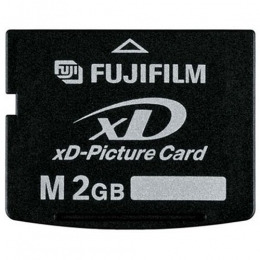 Fuji 2GB xD-Picture Card Type M Reviews