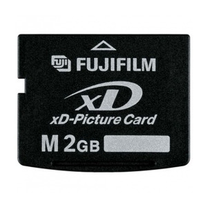Photo of Fuji 2GB XD-Picture Card Type m Memory Card