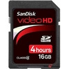 Photo of SanDisk Video HD SDHC 16GB Card Memory Card