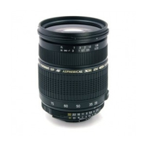Photo of Tamron 28-75MM F/2.8 XR Di - Nikon Mount Lens
