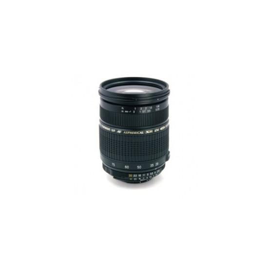 Canon Tamron 28-75mm lens