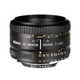 Nikon AF 50mm f/1.8D Reviews