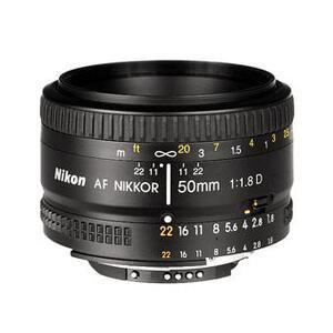 Photo of Nikon AF 50MM F/1.8D Lens