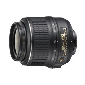 Photo of Nikon 18-55MM F/3.5-5.6G AF-S VR DX NIKKOR Lens