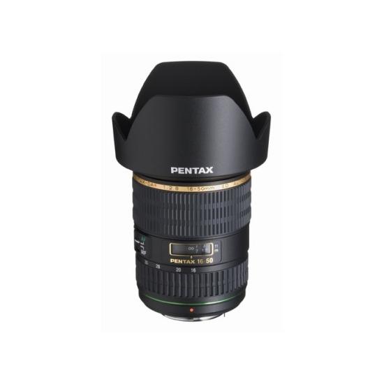 Pentax smc 16-50mm F2.8 ED AL IF DA SDM Lens