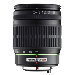 Pentax smc DA 17-70mm f/4.0 AL Reviews