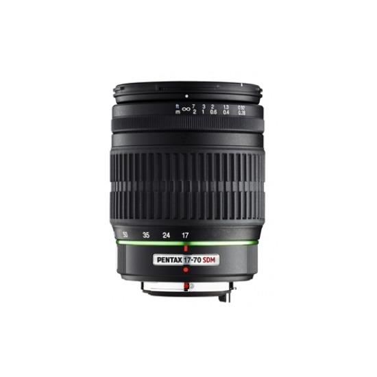 Pentax smc DA 17-70mm f/4.0 AL