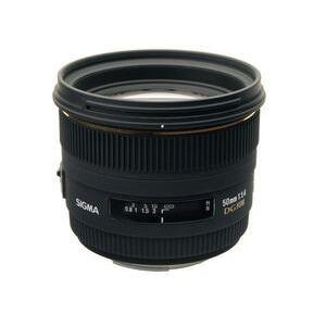 Photo of Sigma 50MM F/1.4 EX DG Lens