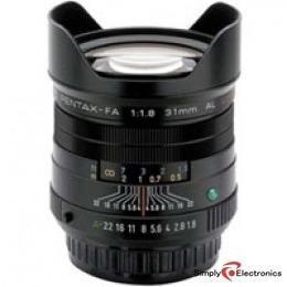 Pentax smc FA 31mm f1.8 AL Limited Lens Reviews