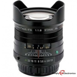 Pentax smc FA 31mm f1.8 AL Limited Lens Reviews