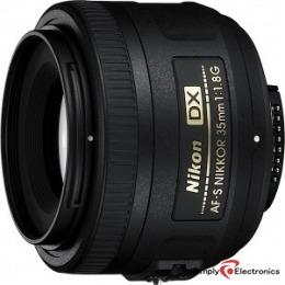Nikon AF-S DX 35mm f1.8G Reviews