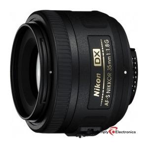 Photo of Nikon AF-S DX 35MM F1.8G Lens