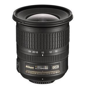 Photo of Nikon AF-S DX Nikkor 10-24MM F/3.5-4.5G ED Lens