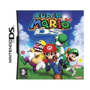 Photo of Super Mario 64 (DS) Video Game