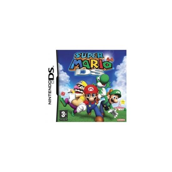 Super Mario 64 (DS)
