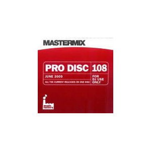 Photo of Mastermix Pro Disc 108 (June 09) Musical Instrument Accessory