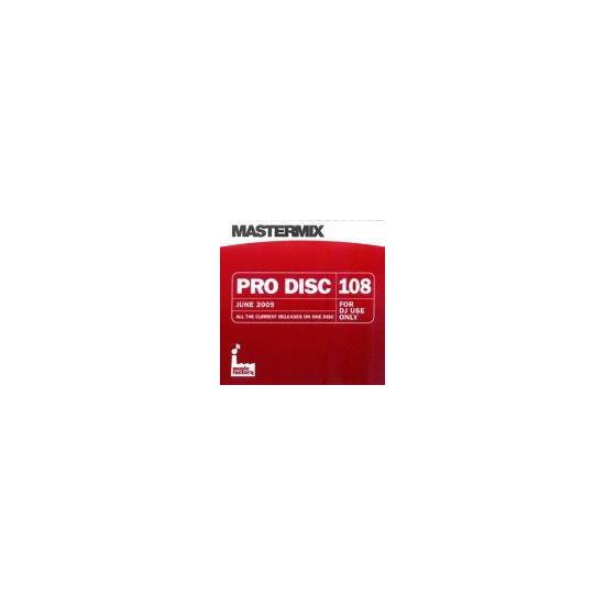 Mastermix Pro Disc 108 (June 09)