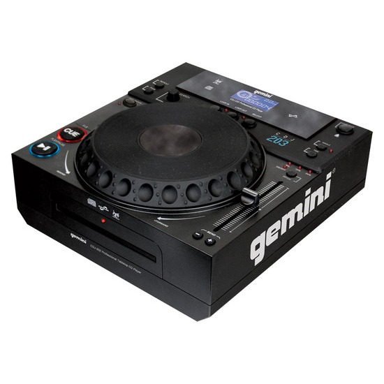 Gemini CDJ203 Anti Shock CD Player