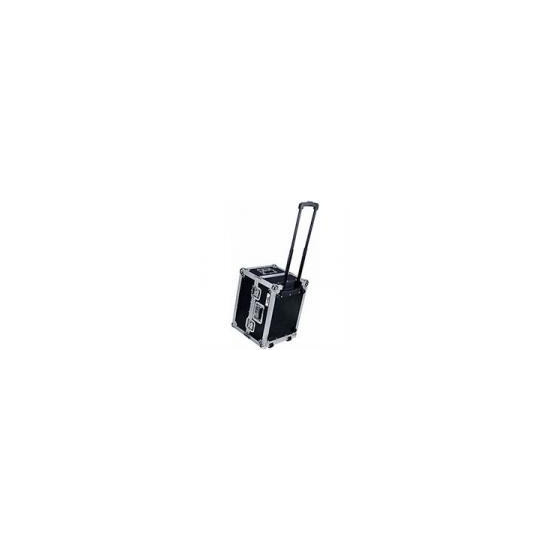 Road Ready RRCD200HW CASE FOR 200 CDS WITH HANDLE & WHEELS